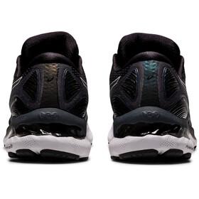 asics Gel-Nimbus 23 Shoes Women, negro/blanco